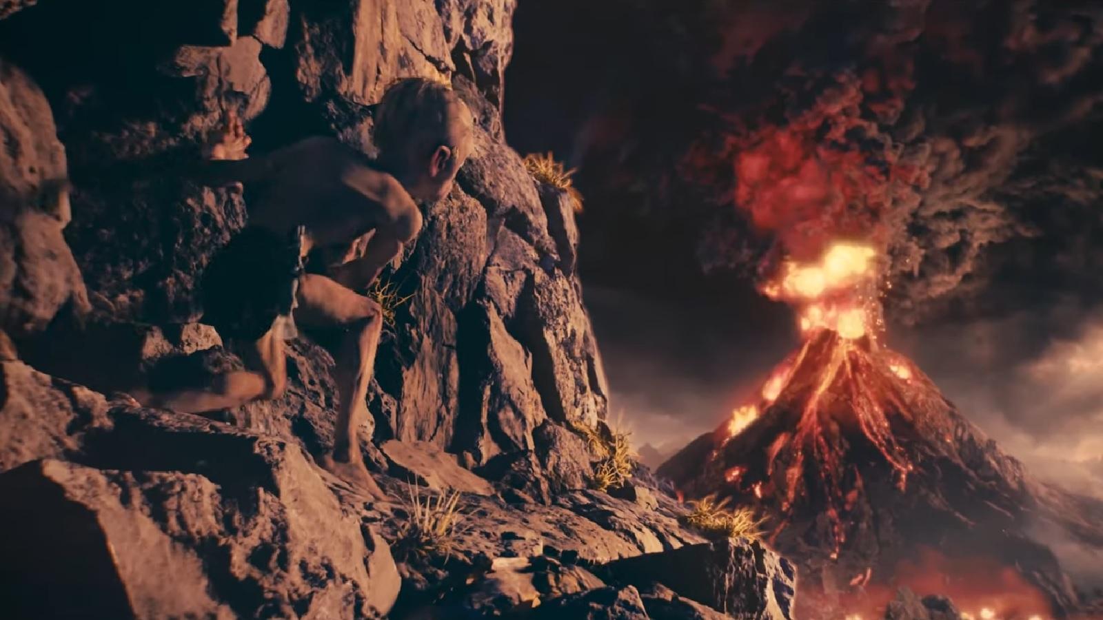 Видео: крохи игрового процесса в трейлере The Lord of the Rings: Gollum с Future Games Show