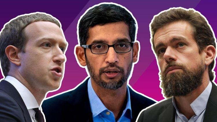 Власти США обвинили Facebook, Google и Twitter в плохом противодействии дезинформации