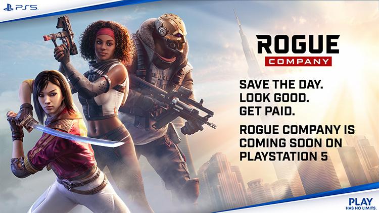 PS5-версия условно-бесплатного шутера Rogue Company выйдет 30 марта
