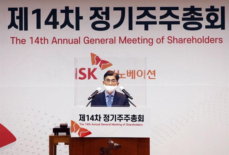 SK Innovations отвергла предложение LG уладить спор о производстве аккумуляторов в США денежной компенсацией