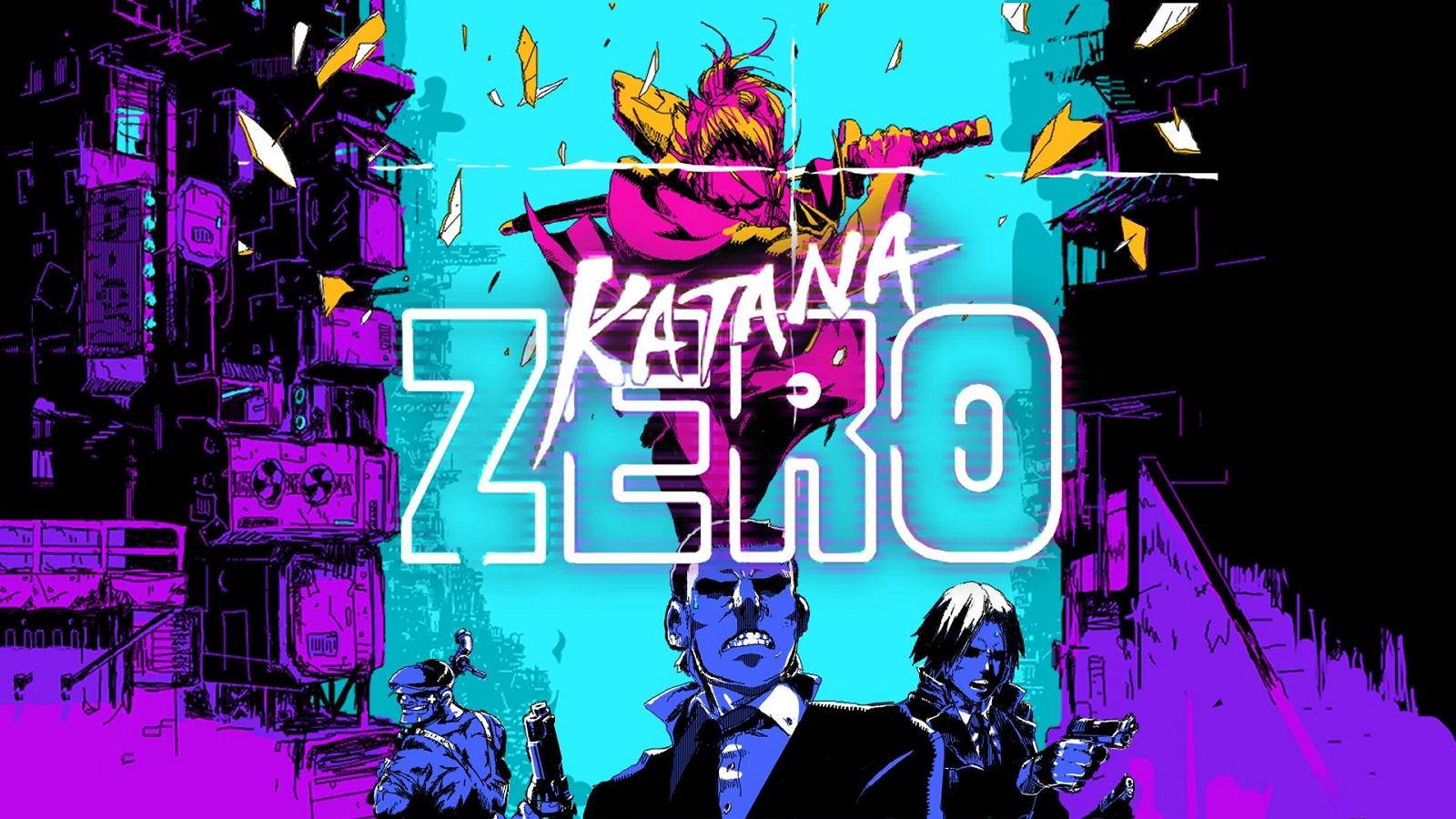 Больше уровней, механик, врагов, боссов и сюжета: бесплатное дополнение к Katana ZERO увеличилось в последний раз