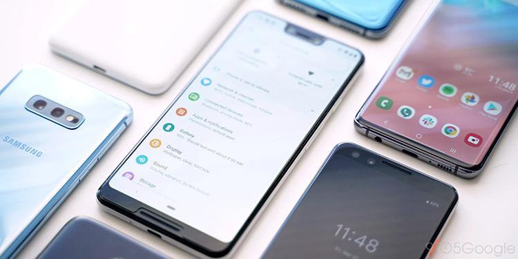 Google ограничит приложениям для Android возможность видеть, что установлено на смартфоне