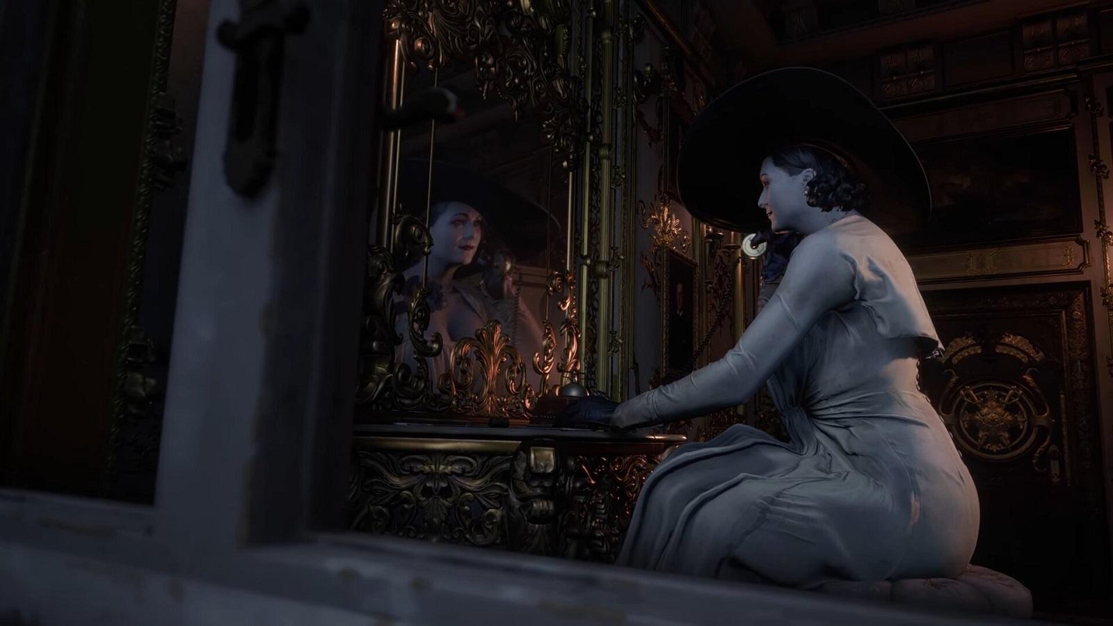 Capcom показала первый геймплейный ролик Resident Evil Village, записанный на PS4 Pro
