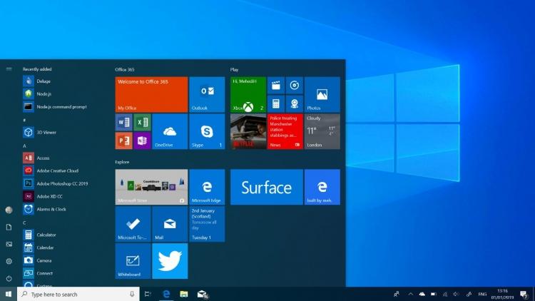 Тестовые сборки Microsoft Edge добавляют в Windows 10 виджеты для рабочего стола