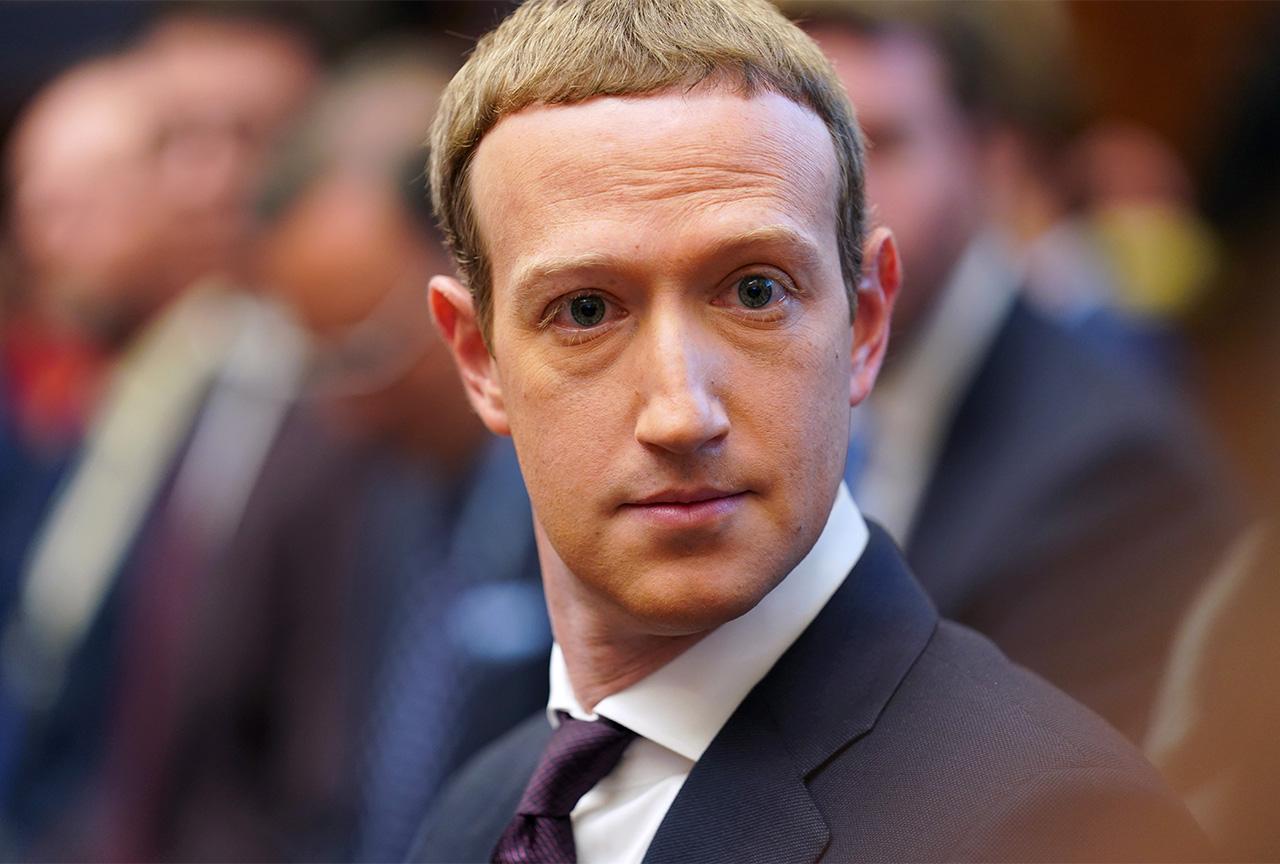 Номер телефона Марка Цукерберга попал в Сеть в результате утечки данных из Facebook