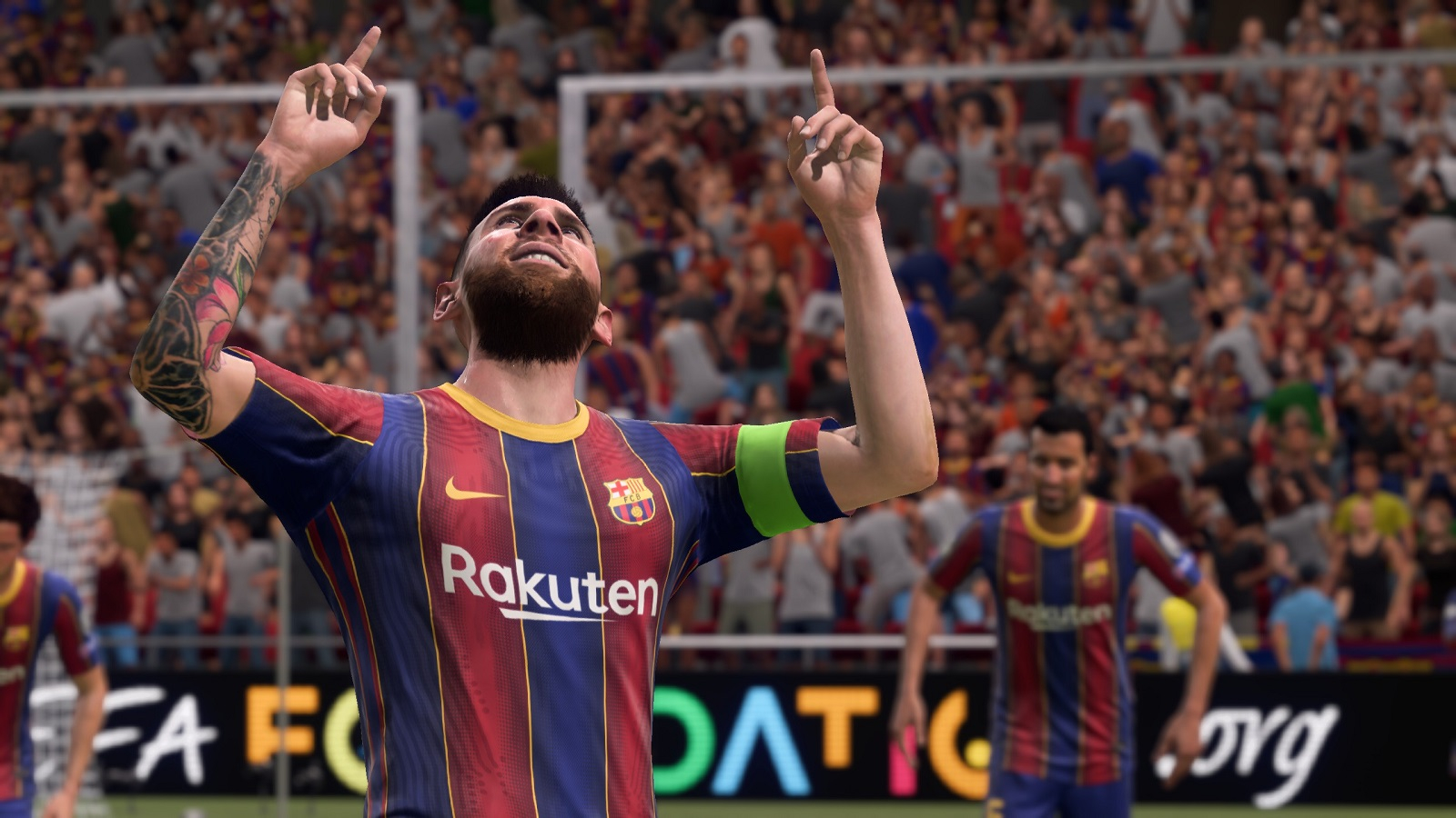 Британские чарты: Outriders не попала в топ-5, а FIFA 21 вернулась на вершину