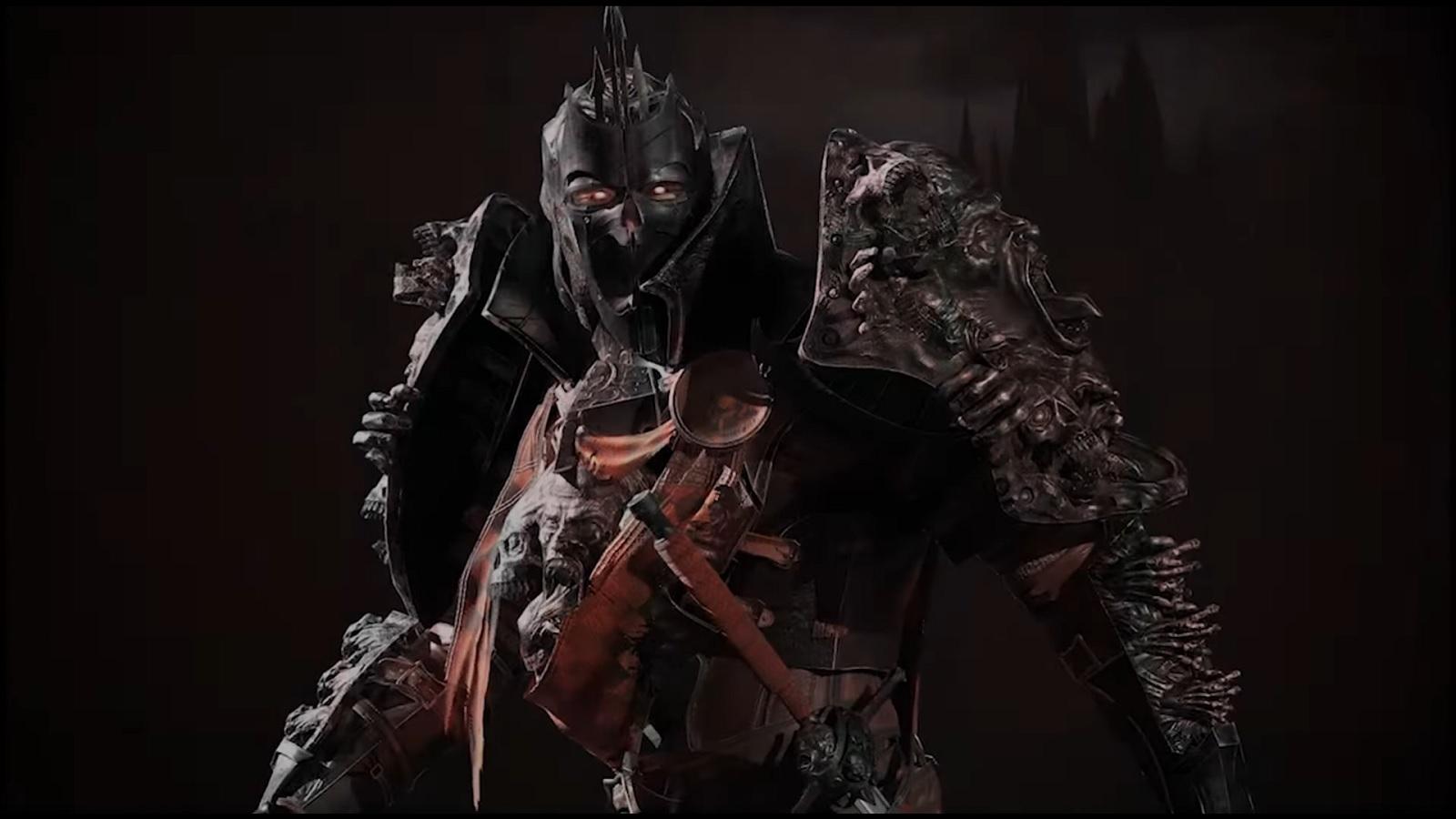 «Невиданная боевая система» и кровавый сюжет: анонсирован мрачный ролевой экшен Project Lilith