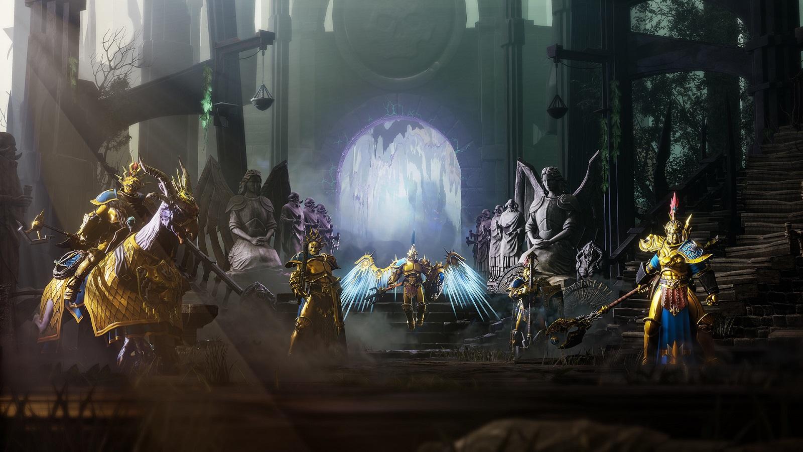 PS Store и Microsoft Store раскрыли дату выхода пошаговой стратегии Warhammer Age of Sigmar: Storm Ground [Обновлено]