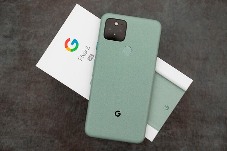 Google существенно повысила производительность Pixel 4а 5G и Pixel 5 с помощью новой прошивки