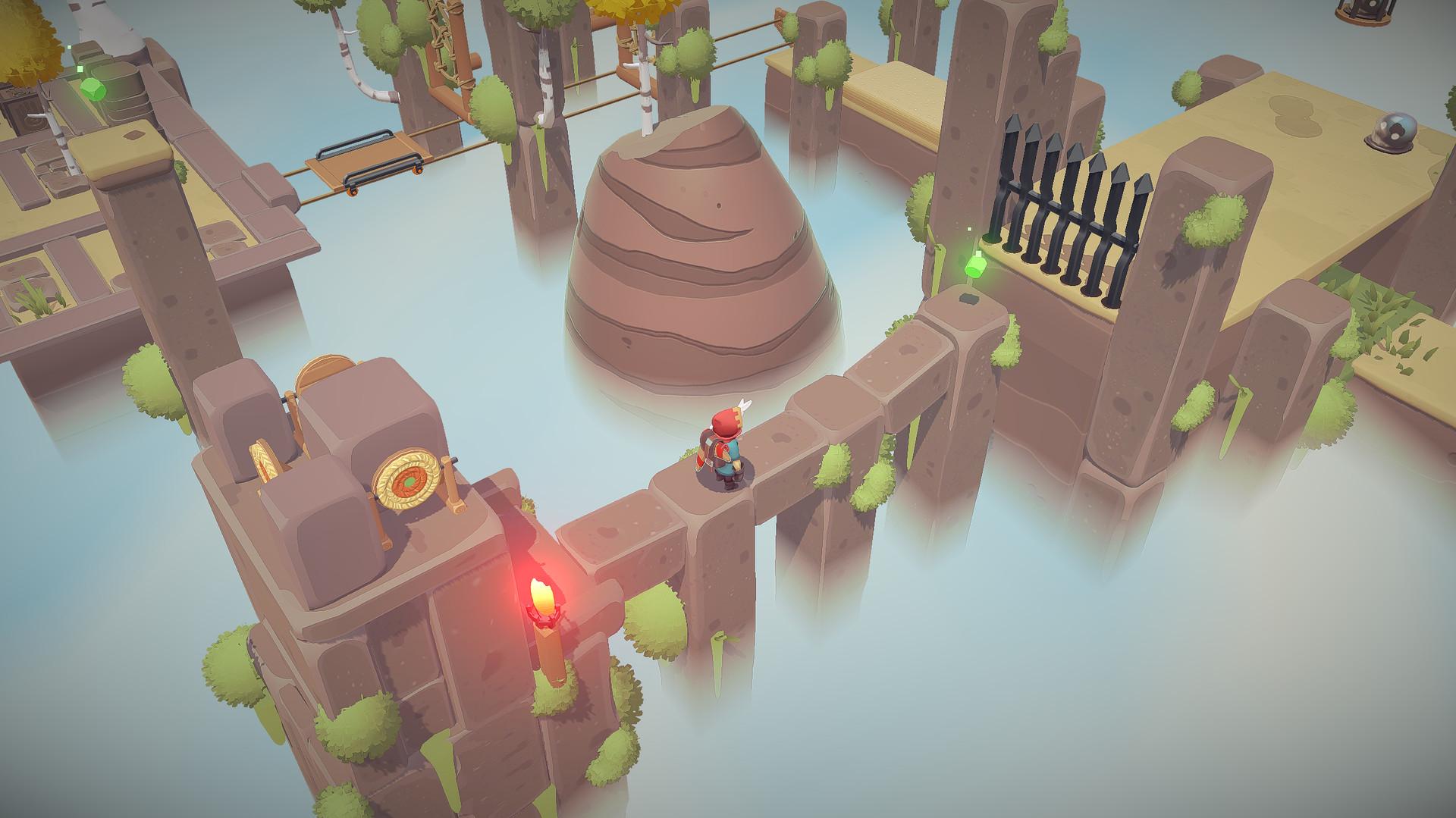 Для Switch и ПК анонсирован сюжетный платформер-головоломка The Lightbringer