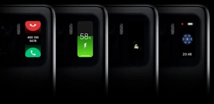 Глава Xiaomi признался, что дополнительный дисплей Mi 11 Ultra — это экран от Mi Band 5