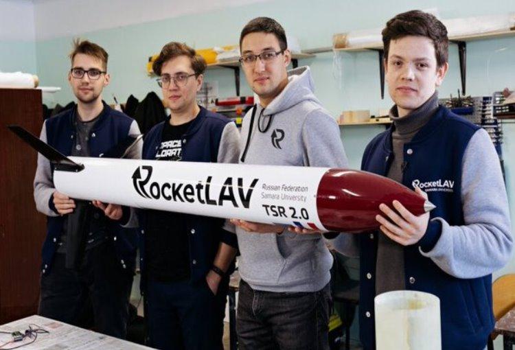 В честь 60-летия полёта Гагарина в космос российские студенты запустили ракету нового поколения «Capella-МЛ»