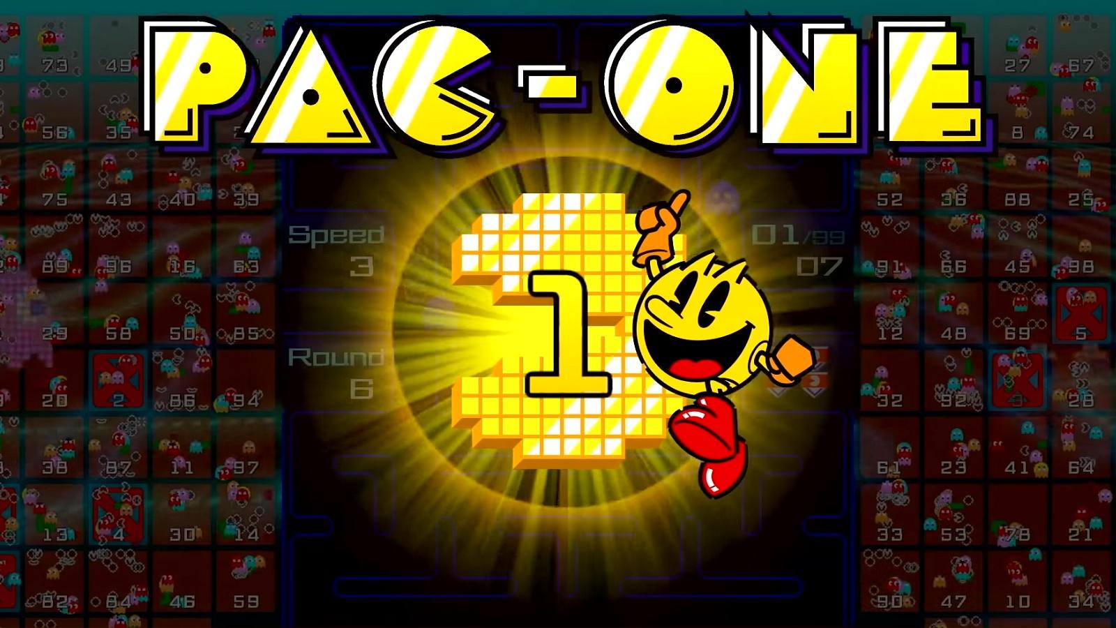 Nintendo выпустит на Switch новую королевскую битву — теперь во вселенной Pac-Man