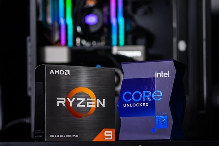 Российский рынок CPU в марте: процессоры Intel не попали в топ-3