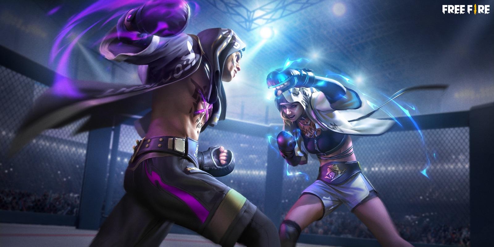 Мобильная королевская битва Free Fire получила крупное обновление с турниром по боевым искусствам