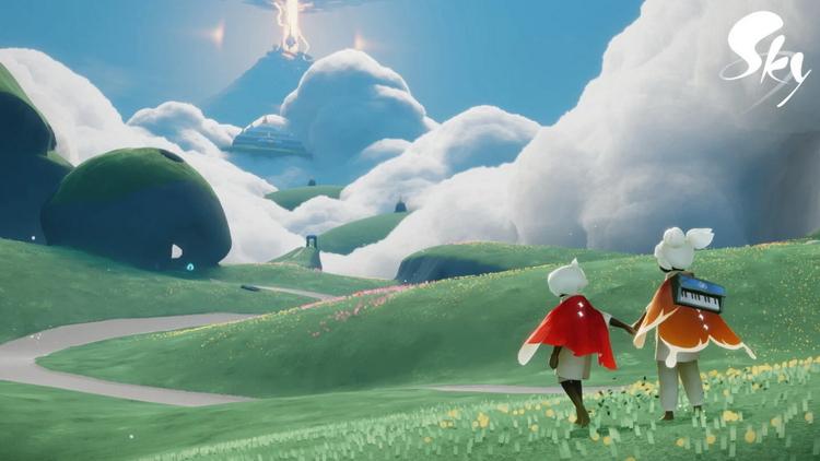 Сказочное приключение Sky: Children of the Light от создателей Journey выйдет на Switch в июне