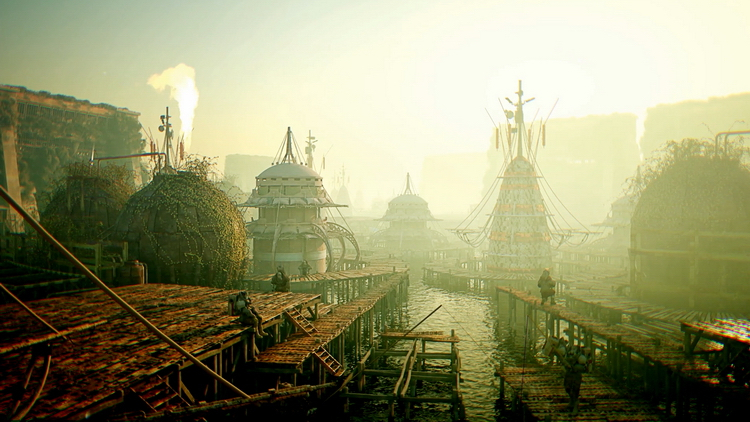 Изометрическое приключение Beautiful Desolation от авторов Stasis выйдет на PS4 и Switch 28 мая