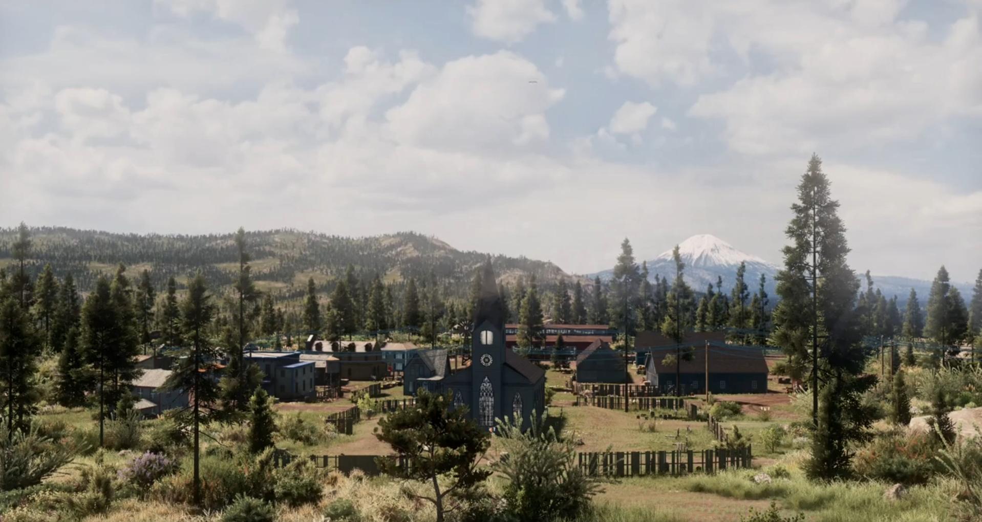 «Это восхитительно»: игрок создал в Cities: Skylines карту с природой и атмосферой Red Dead Redemption 2