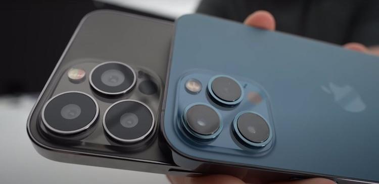 Samsung начала производство 120-Гц OLED-дисплеев для iPhone 13