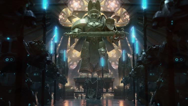Анонсирована ролевая тактика Warhammer 40,000: Chaos Gate — Daemonhunters