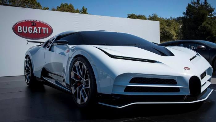 Электромобильный стартап Rimac получил контроль над Bugatti — сверхмощных электрокаров станет больше