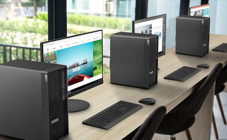 Lenovo анонсировала десктопы ThinkStation P350 Tower и SFF с мощной начинкой — вплоть до Xeon W и RTX A5000