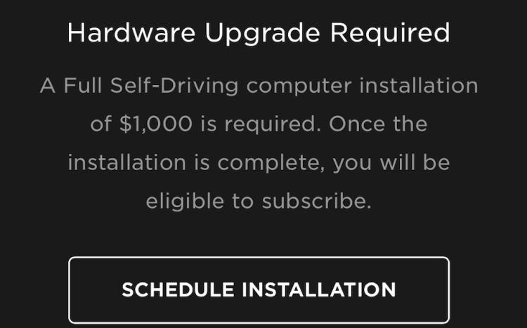 Tesla снизила стоимость модернизации бортовых компьютеров для клиентов, выбравших подписку на автопилот