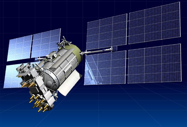 В группировке ГЛОНАСС стало на один спутник меньше