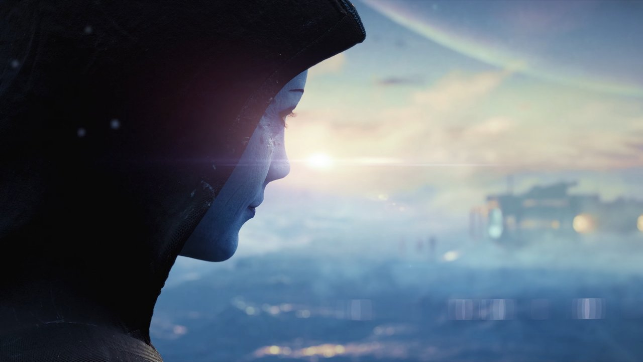 BioWare анонсировала продолжение Mass Effect 3