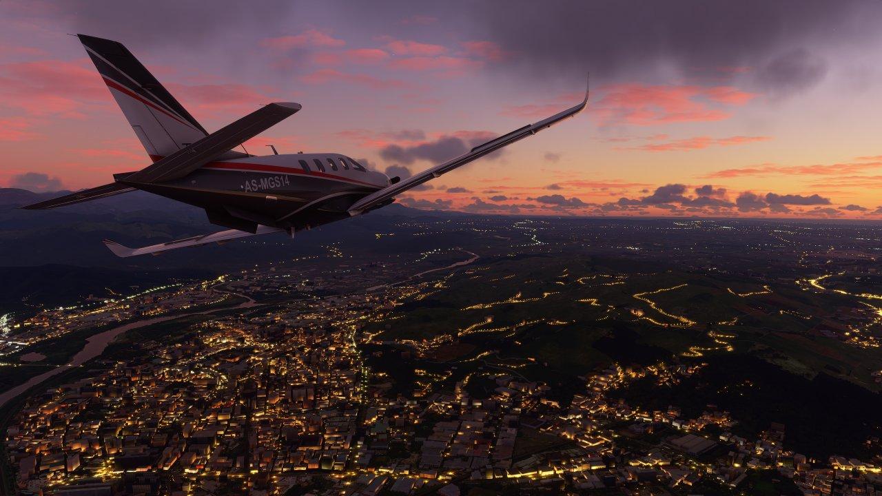 Microsoft Flight Simulator теперь поддерживает гарнитуры виртуальной реальности