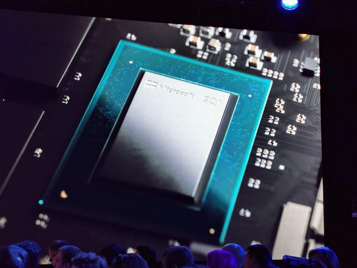 Слух: Microsoft разрабатывает собственный ARM-процессор для Surface и серверов