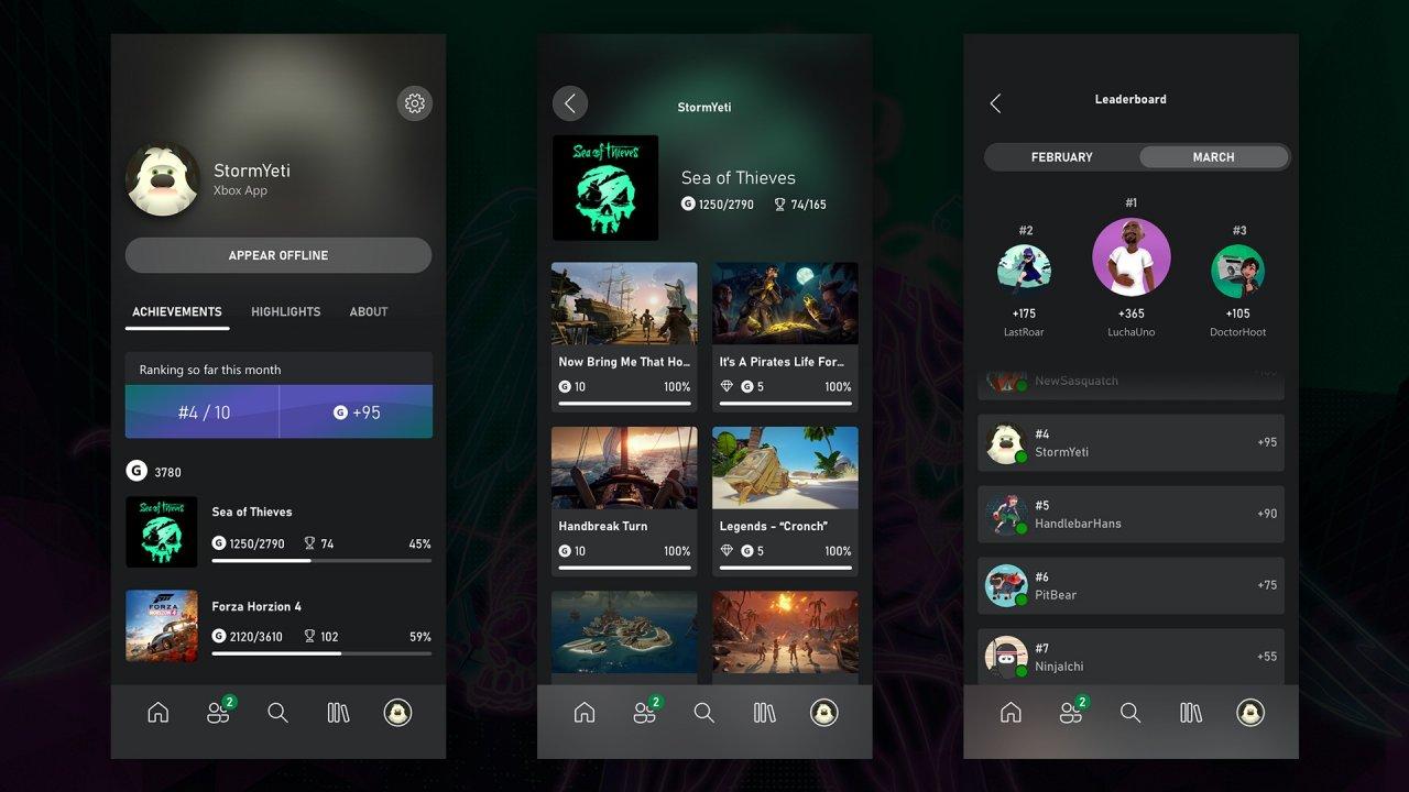 Состоялся релиз апрельского обновления для Xbox Series X, S и Xbox One