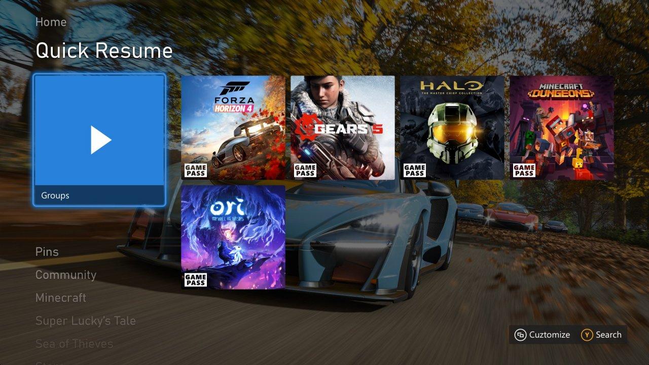 Состоялся релиз майского обновления для Xbox Series X, S и Xbox One