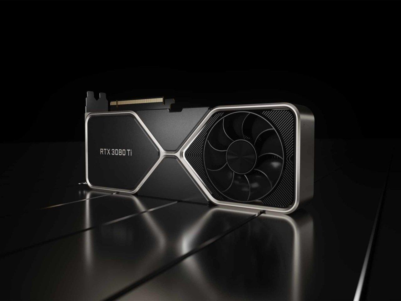 NVIDIA представила графические процессоры GeForce RTX 3080 Ti и RTX 3070 Ti