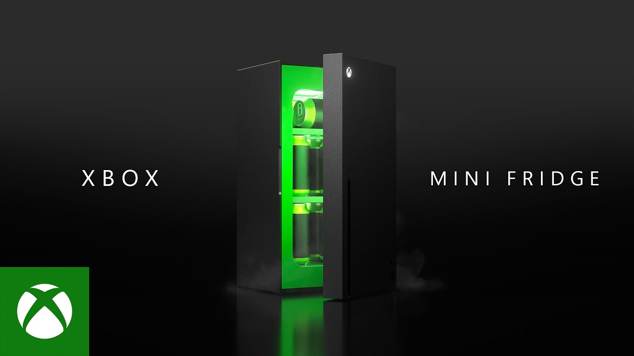 Мини-холодильник Xbox поступит в продажу в конце года