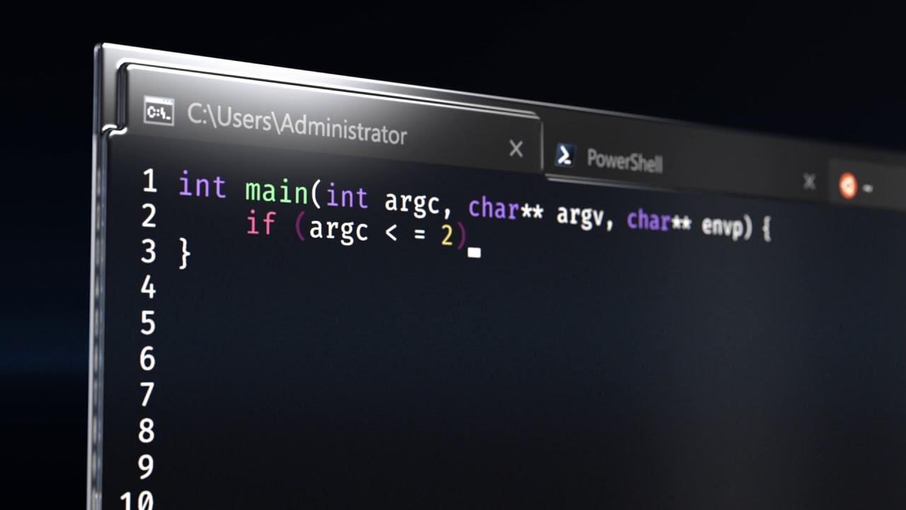 Релиз Windows Terminal 1.9 и выход Windows Terminal Preview 1.10