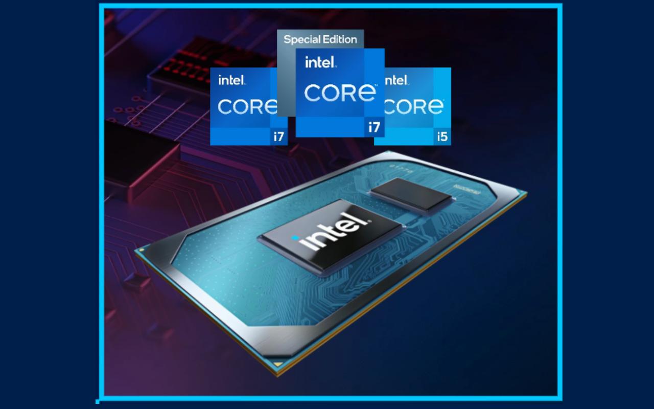 Intel представила мобильные процессоры серии Tiger Lake-H35