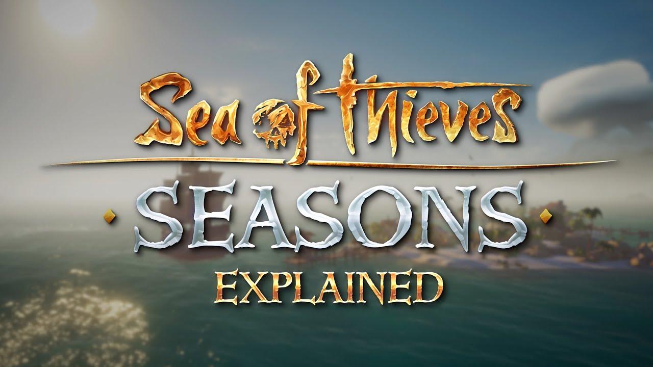 Rare поделилась подробностями о сезонной системе в Sea of Thieves