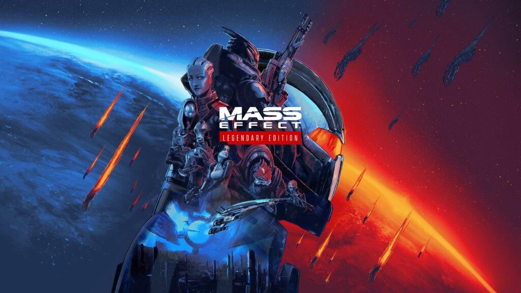 Релиз Mass Effect: Legendary Edition намечен на 14 мая 2021 года