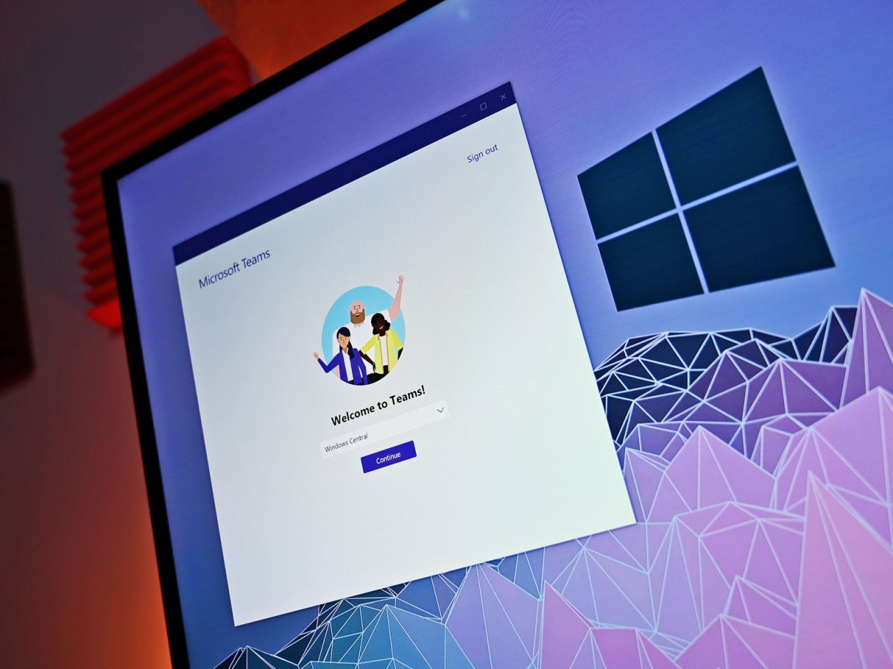 Microsoft разрабатывает новую версию Teams для Windows 10 на базе WebView2
