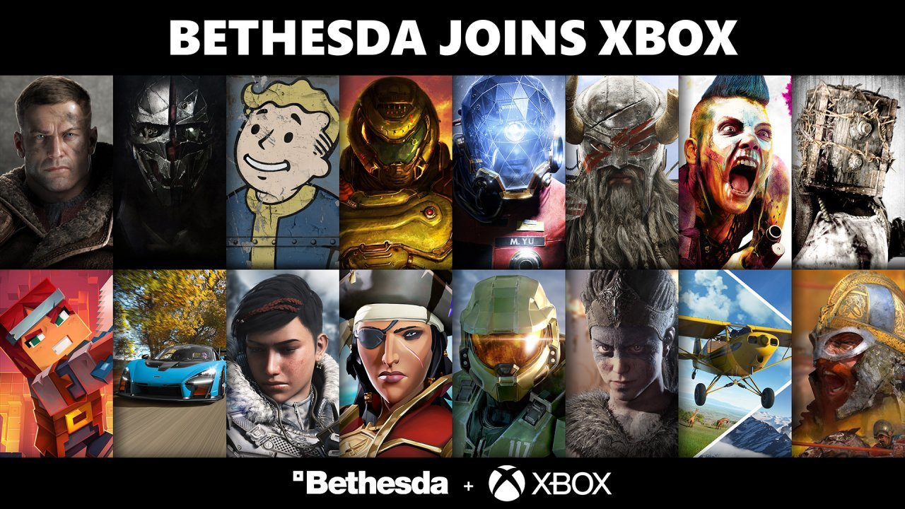 Microsoft закрыла сделку по приобретению Bethesda