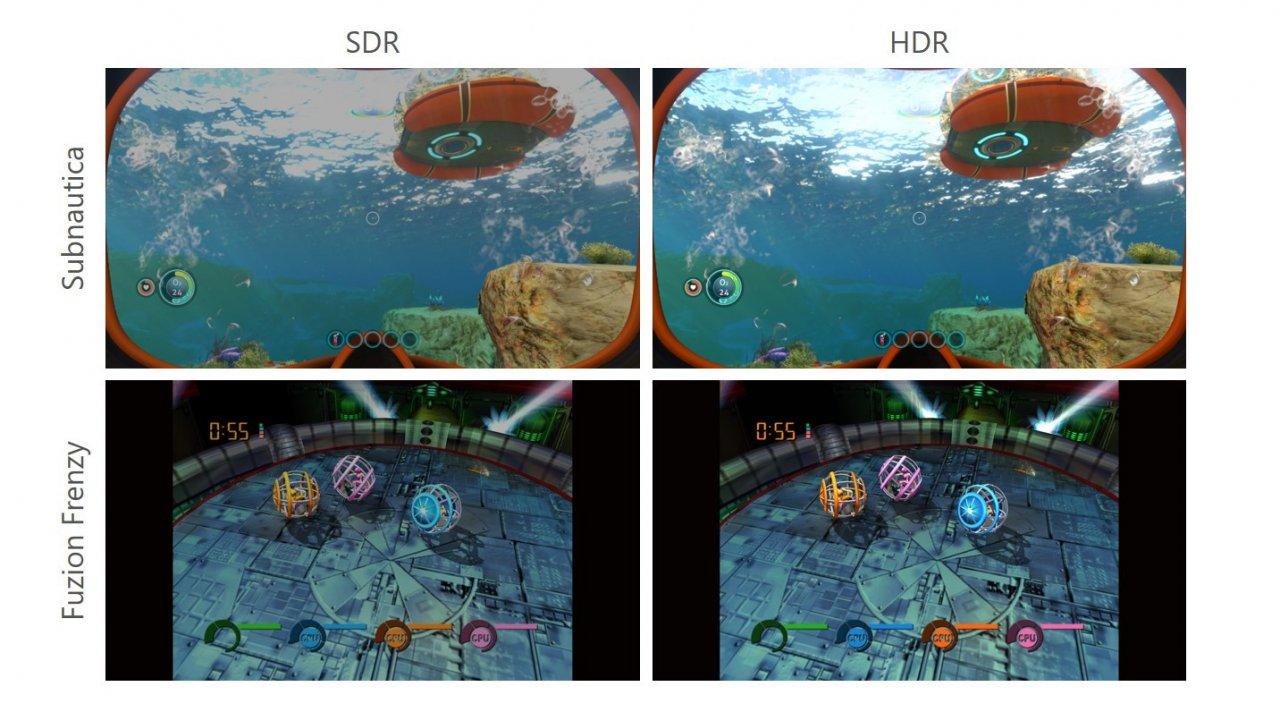 Microsoft начала тестирование функции Auto HDR в Windows 10