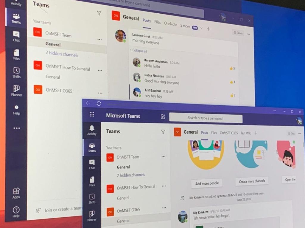 Microsoft Teams получит новые функции для докладчиков