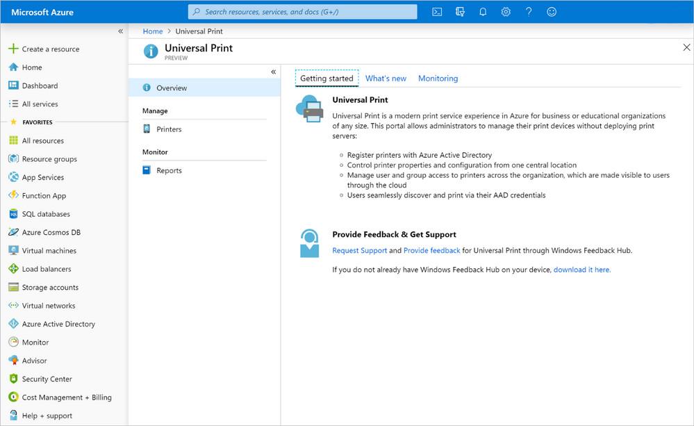 Сервис Universal Print теперь доступен для клиентов Microsoft 365
