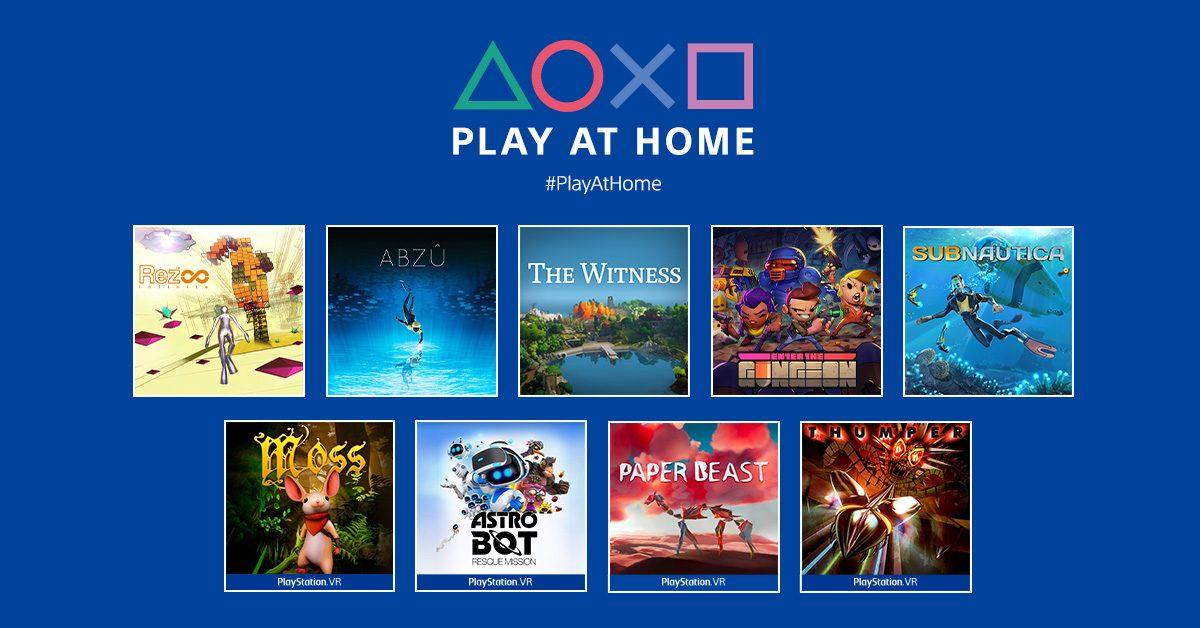 Весной пользователи PlayStation смогут бесплатно получить Horizon Zero Dawn и ещё 9 игр