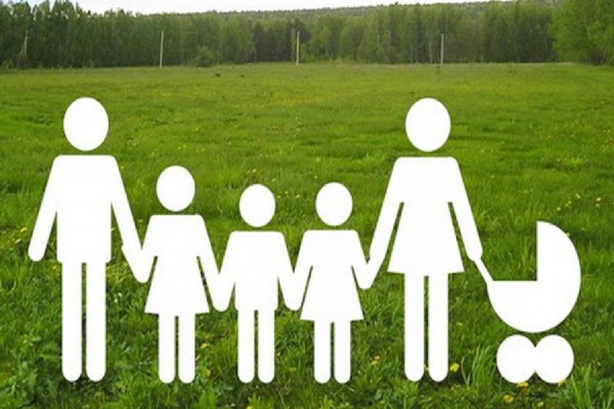 В Тверской области за год на 1044 многодетных семьи стало больше