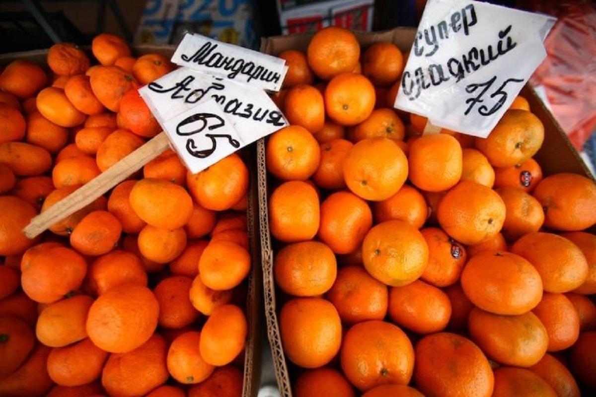 Жителям Тверской области дали еще один совет по выбору хороших мандаринов