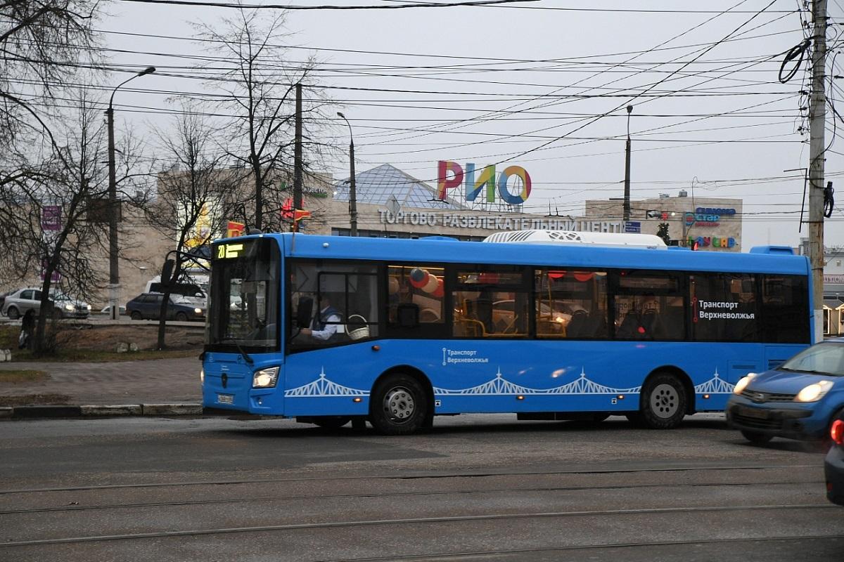 В Твери не повысят стоимость проезда в общественном транспорте