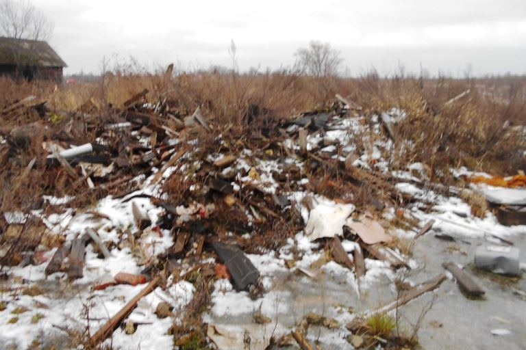 В Тверской области ликвидировано более 330 несанкционированных свалок