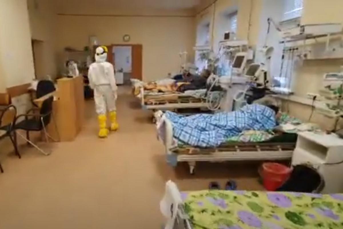 Планируется сократить коечный фонд в инфекционных госпиталях Тверской области